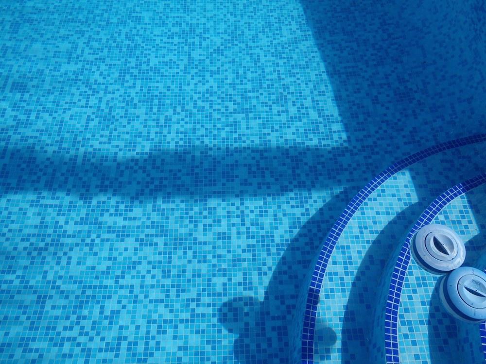 Underwater Tile Repair Operations