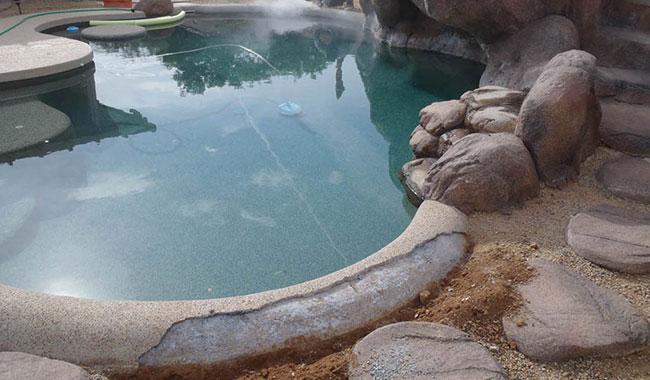 Pool Services Pebble Tec Pool Repair Pebble Repair